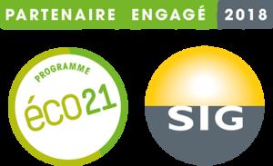 Logo ECO21 Solaire couleur